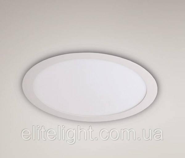 Светильник потолочный MaxLight PANELLED ROUND H0052