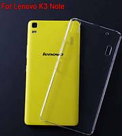 Чехол бампер силиконовый для  Lenovo K3 Note K50-T5  Lenovo A7000