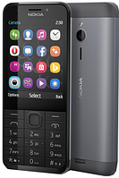 Мобильный телефон Nokia 230 DUAL SIM DARK SILVER RM-1172