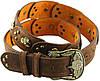 Модный женский замшевый ремень в стиле ретро 4 см. Traum 8826-08, коричневый