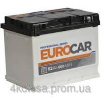 АКБ Euro Car 6СТ  62 А.З.Г. / А.З.Е.