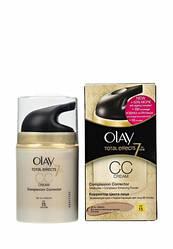 CC крем для лица OLAY Total Effects 7-в-1 для кожи от светлых до смуглых оттенков 50 мл