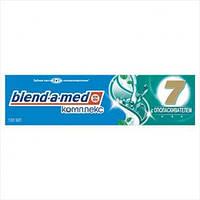 "Зубная паста Blend-a-med ""Комплекс 7 с ополаскивателем"" 100 мл"