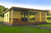 Дом из СИП панелей «Базис» 62,5 м2