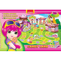 Бумажный конструктор Candy Land