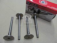 Клапан выпускной ГАЗ двигатель 402 (4022.1007015) комплект 4 штуки (производство ГАЗ) 4021-3906597-560