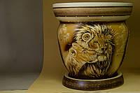 Цветочный горшок Великан,30л