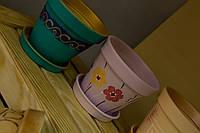 Цветочный горшок Конус в ассортименте