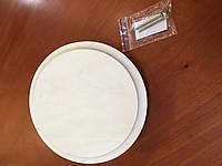 Вентиляционная заглушка для сауны круглая липа