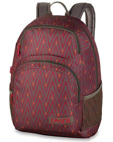 Мобильный городской рюкзак в орнамент Dakine HANA 26L jada 610934861358 разноцвет