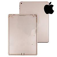 Задняя крышка для iPad Air 2, версия Wi-Fi, золотистая, оригинал
