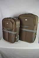 Дорожный чемодан  2 шт в комплекте(хаки), 52