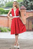 Легкое воздушное летнее платье