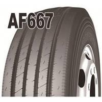 Шины грузовые 315 80 R22.5 AUFINE AF667 руль