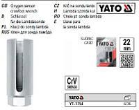 ключ для лямбда зонда YATO Польша l=22 мм YT-1754