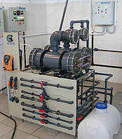 Электролизная установка для получения гипохлорита натрия 52 кг/сут