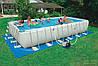 Каркасный бассейн Intex 54980 (732х366х132 см.)