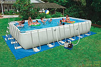Каркасный бассейн Intex 54980 (732х366х132 см.), фото 1