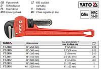 """Ключ трубний прямий 48""""  l=1200 мм YATO-2494"""