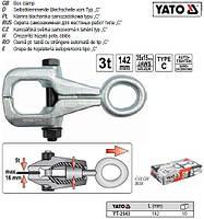 Зажим листового металла тип С YATO Польша l=142 мм YT-2543