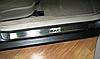 Накладки на пороги Subaru Outback II 2000-2004 2шт. premium