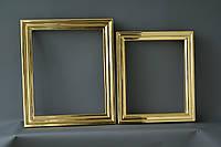 Изготовление деревянных рам и золочение сусальным золотом и серебром.