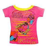 Детская футболка для девочки, фото 1