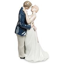 Коллекция JP. Свадебные фигурки Pavone, статуэтки жениха и невесты