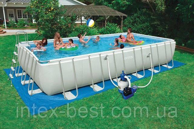 Каркасный бассейн BestWay 56229 (732х366х132см.)