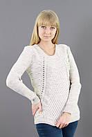 Деловой женский свитер