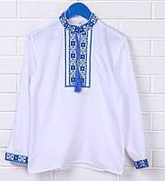 Вышитая рубашка для мальчика Козачек