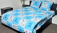 Двуспальный комплект качественного постельного белья