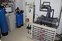 Электролизная установка для получения гипохлорита натрия 26 кг/сут