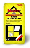 Клей для плитки  Мастер-Нормал, 25кг