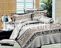 Комплект двуспального постельного белья Ранфорс