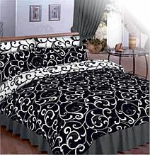 Комплект постельного белья Голд семейный