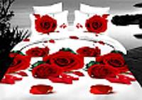 Комплект постельного белья евро (Турция)