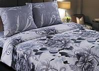 Красивое постельное белье (размер евро)