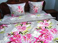 Красивое постельное белье Голд (бязь)