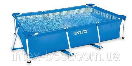 Каркасный бассейн Intex 58982 (28273) (220х450х84 см.), фото 2