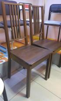 Стул кухонный  Бук Fn, коричневый, фото 2