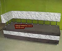 Диван для кухни Экстерн со спальным местом ткань антикот, фото 1