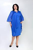 Модное платье для пышных женщин