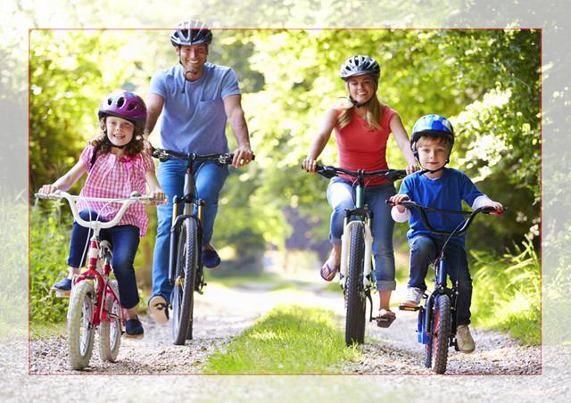 Велосипеды и экипировка