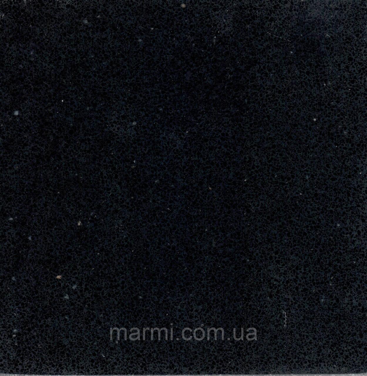Искусственный кварцевый камень ATЕM Black 0002