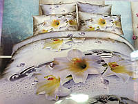 Очень красивое постельное белье с рисунком 3D