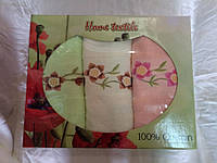 Подарочный набор полотенец (3 шт)