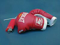 Брелок боксёрские перчатки - EVERLAST красные