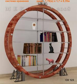 Каталог мебели для хранения предметов коллекционирования