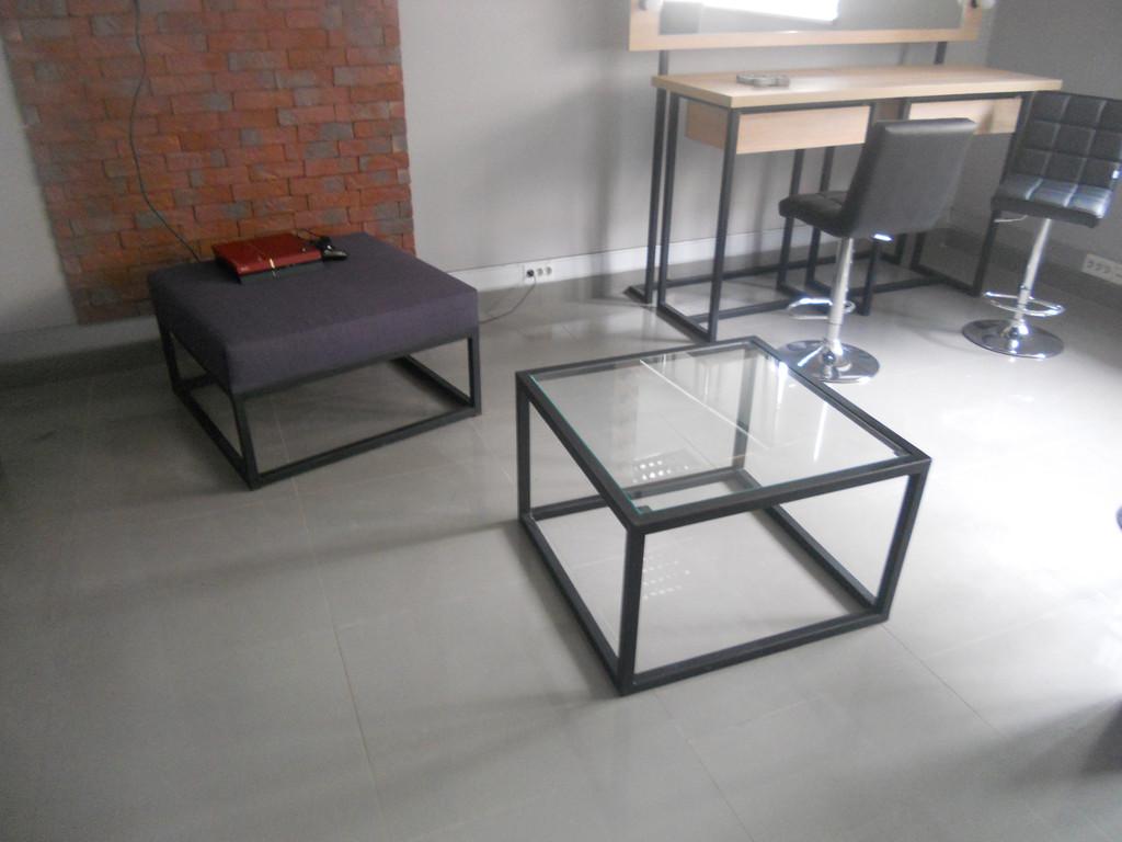 Мяка мебель на металевому каркасі. 5